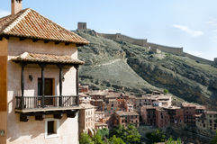 Albarracin - Spain Stock Photo