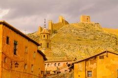 Albarracin Teruel Stock Images