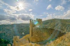 Albarracin Teruel Royalty Free Stock Images