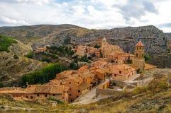 Albarracin Teruel Stock Photos