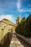 Albarracin, Teruel, Aragon, Espanha Imagens de Stock Royalty Free