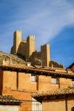 Albarracin, Teruel, Aragon, Espanha Foto de Stock Royalty Free