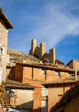 Albarracin, Teruel, Aragon, Spain Stock Images