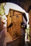 Albarracin, Teruel, Aragon, Spain Royalty Free Stock Images