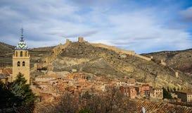 Albarracin, Teruel, Aragon, Spain Royalty Free Stock Photo