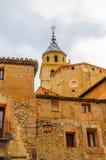 Albarracin Teruel Royalty Free Stock Photo