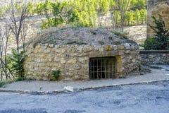 Albarracin Teruel, Spain Stock Photo