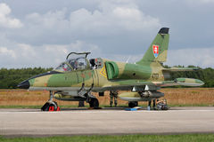 Albatro Aero L-39 Immagine Stock Libera da Diritti