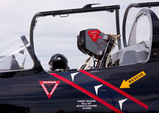 albatros驾驶舱 免版税库存照片