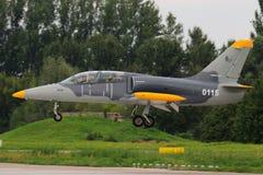 Albatros L39C lizenzfreie stockfotografie