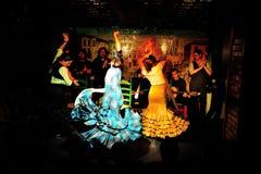 albayzin flamenco Στοκ Φωτογραφία