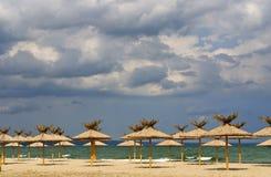 Albena - Gesundheitsrücksortierung in Bulgarien Lizenzfreie Stockfotografie