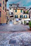 Albenga Italy Stock Image