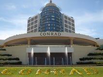 Albergo di lusso del Conrad, Uruguai Fotografia Stock Libera da Diritti