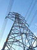 Alberino ad alta tensione elettrico di potenza Immagini Stock Libere da Diritti