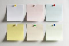 Alberino in bianco colorato Immagine Stock Libera da Diritti