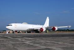 Alberino di comando disperso nell'aria del Mercury del blu marino E-6 degli Stati Uniti Immagini Stock