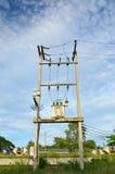 Alberino di elettricità Fotografie Stock