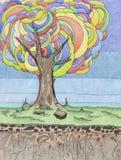 Albero royalty illustrazione gratis