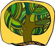 albero Immagine Stock Libera da Diritti