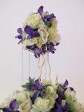 Albero dei fiori Fotografia Stock