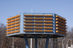 Albero del condensatore Fotografia Stock Libera da Diritti