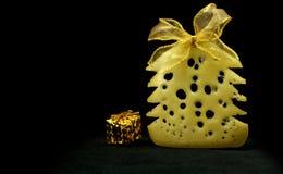 Albero del formaggio Fotografia Stock
