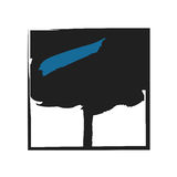 Tela dell'illustrazione dell'albero Immagine Stock Libera da Diritti