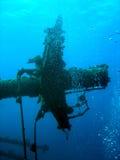 Albero della nave Immagini Stock