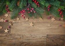 Albero di abete di Natale Immagine Stock Libera da Diritti