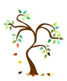 Albero di autunno royalty illustrazione gratis