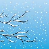 Albero di inverno royalty illustrazione gratis