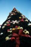 Albero di Natale. immagini stock