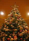 Albero di Natale 2 immagini stock