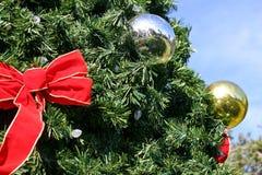 Albero di Natale 3 fotografie stock libere da diritti