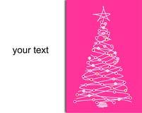 Albero di Natale Immagini Stock