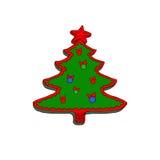 Albero di Natale. Fotografie Stock Libere da Diritti
