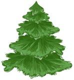 Albero di Natale Albero di pino royalty illustrazione gratis