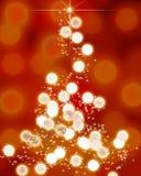 Albero di Natale astratto royalty illustrazione gratis