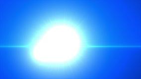 Albero di Natale d'ardore di Bluel archivi video