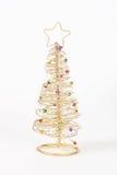 Albero di Natale del collegare fotografie stock libere da diritti