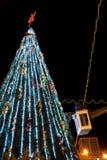 Albero di Natale di Bethlehem Fotografie Stock