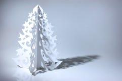 Albero di Natale Handmade Fotografie Stock Libere da Diritti
