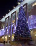 Albero di Natale, Mosca Immagini Stock Libere da Diritti