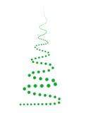 Albero di Natale, simbolo fotografie stock