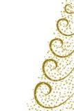 Albero di Natale stilizzato illustrazione di stock