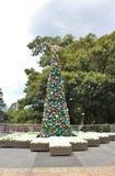 Albero di Natale a Sydney Fotografie Stock Libere da Diritti