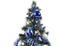 Albero di Natale XXL immagine stock