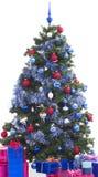 Albero di Natale XXL immagini stock libere da diritti