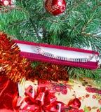 Albero di nuovo anno Fotografie Stock
